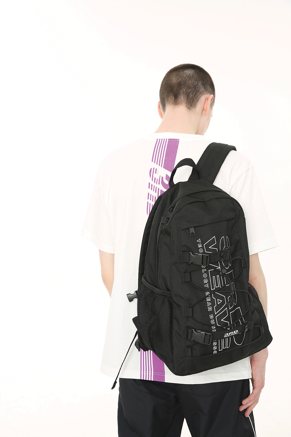 써드위브(THIRDWEAVE) 3M SCOTCHLITE™ BACKPACK